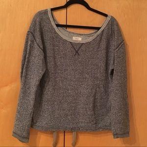 Everyday grey sweater